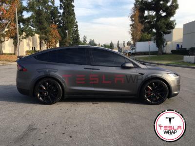 Tesla Model X Vinyl Car Wrap Tesla Car Wrap Myteslawrap Com